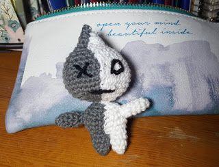 Amigurumi Chibi Doll Pattern Free : Ravelry deadpool chibi amigurumi pattern by amanda l girão