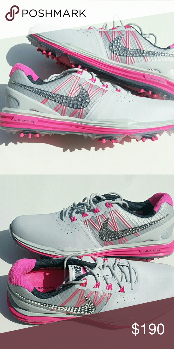 Nike Bling Ladies Golf Shoes Nike Lunar Womens Nwt Womens Golf Shoes Golf Shoes Nike Lunar