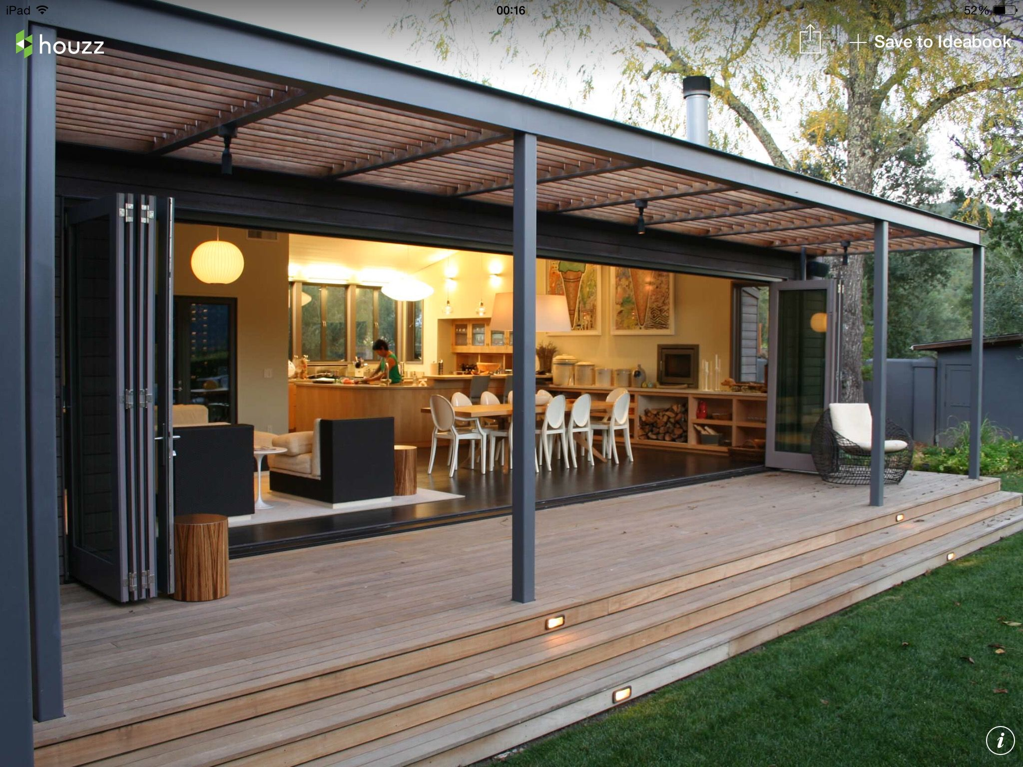 Pin by dort bard on ev pinterest decking smallest house and house