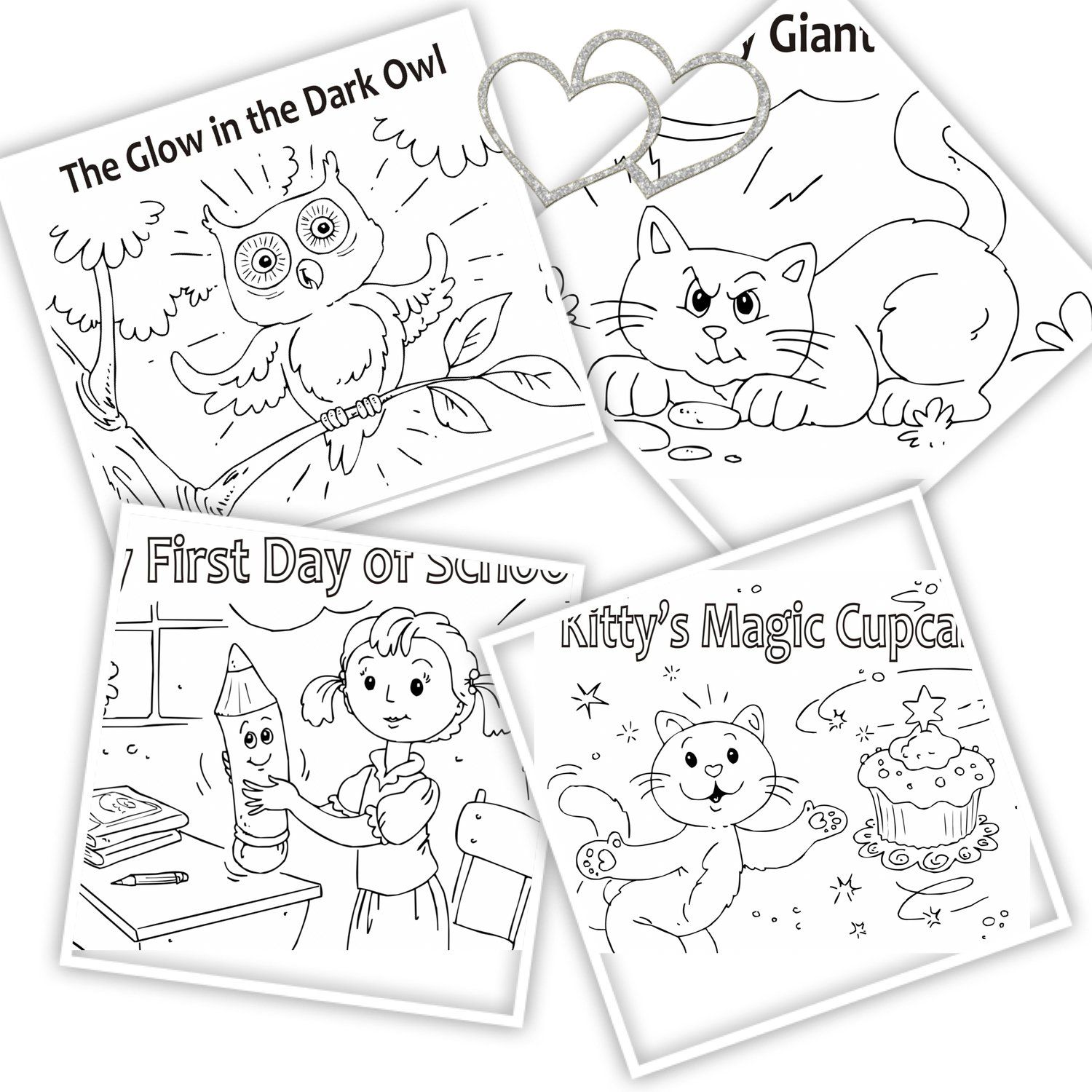 Coloring Books For Kids Storybooks For Kids Coloring Books Plushie Patterns Kids Story Books