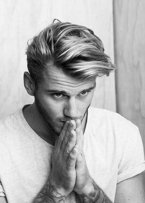 Cool Hair For Fashion Guys Mens Haircuts Pinterest Haircuts - Cool hairstyle for guy