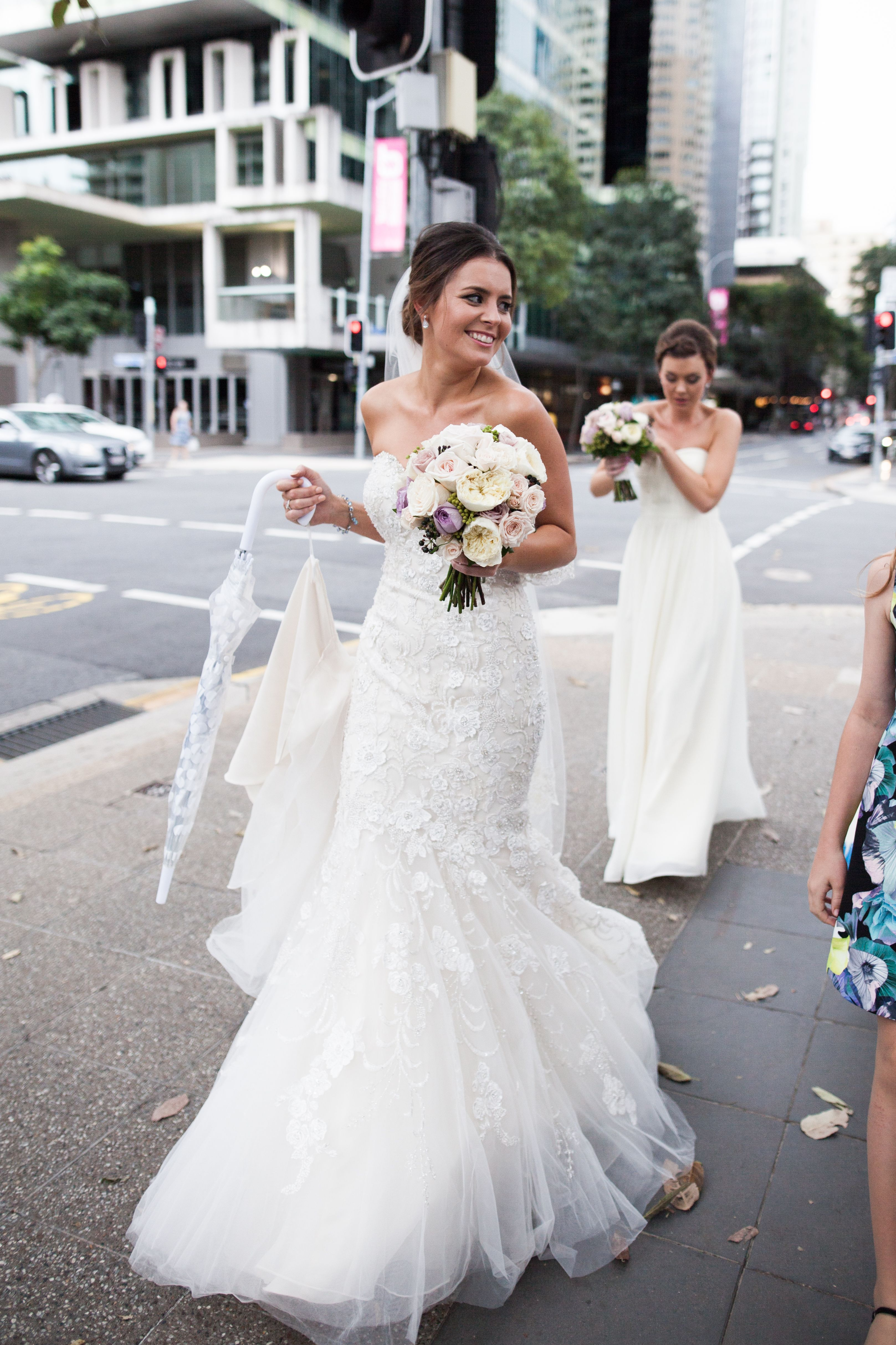 Wlc Real Bride Samara Wearing Her Mori Lee Chanel Wedding Dress Exclusive To White Lily Couture Yo White Wedding Dresses Wedding Dresses Mermaid Wedding Dress [ 4851 x 3234 Pixel ]