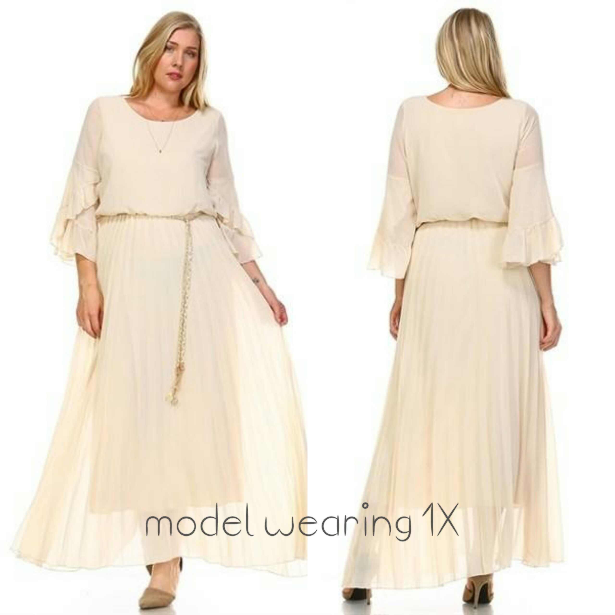 Xo maxi boutique u goddess maxi dress in plus size dresses in