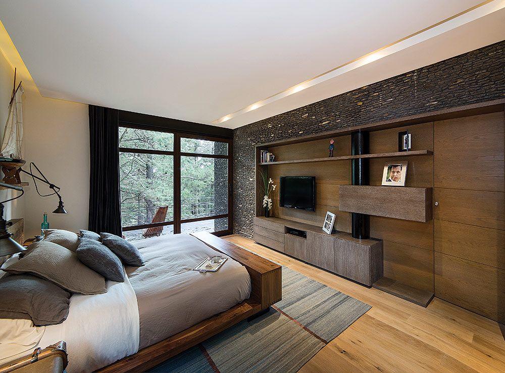 Casa scar uribe it homes muebles para recamara - Television en casa ...