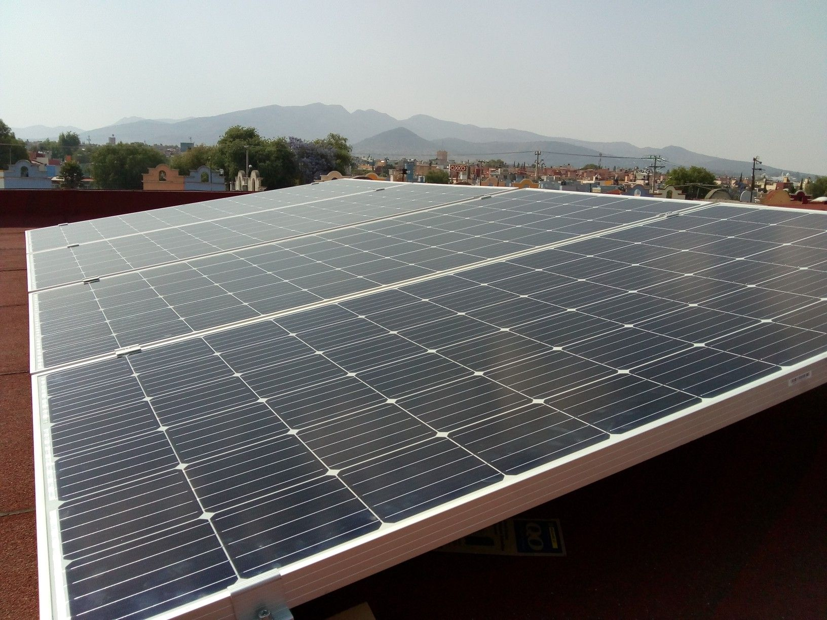 Energia Solar En Mexico Energia Solar Paneles Solares Instalacion