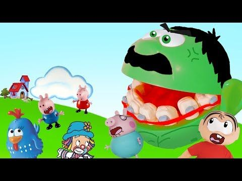 Peppa Pig Português Brasil #4011/ Vários Episódios Completos / Peppa  Dublado [KidMax]