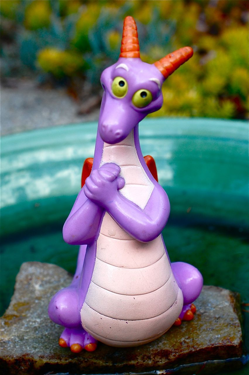 Figment.....from Disney's Epcot World