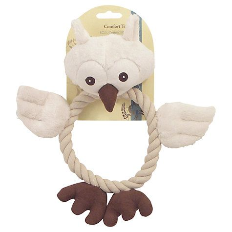 Owl Dog Toy Petco