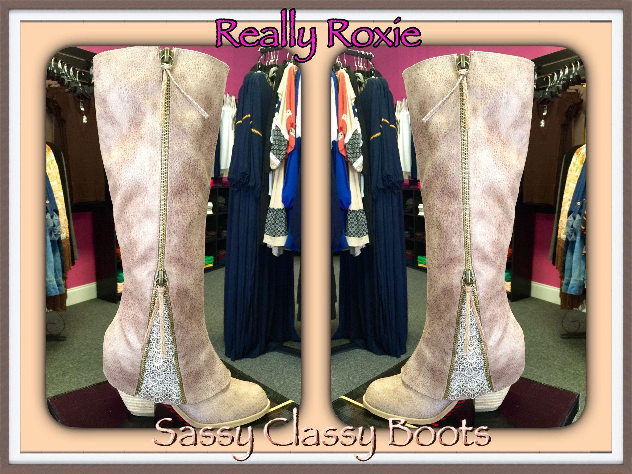 Sassy Classy Boots