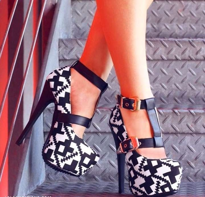 Adorable High Heel Shoes Collection For Girls