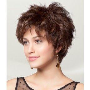 BRIANNA by TressAllure Coiffures cheveux courts