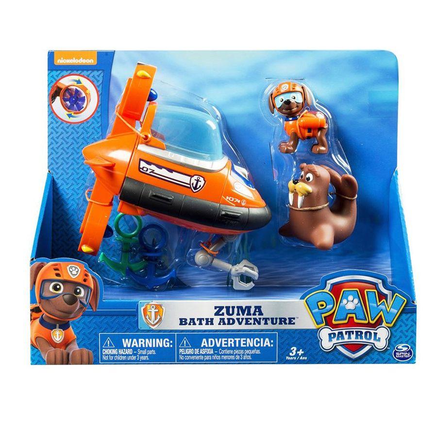 Paw Patrol Zuma S Bath Playset Toys R Us Babies R Us Australia