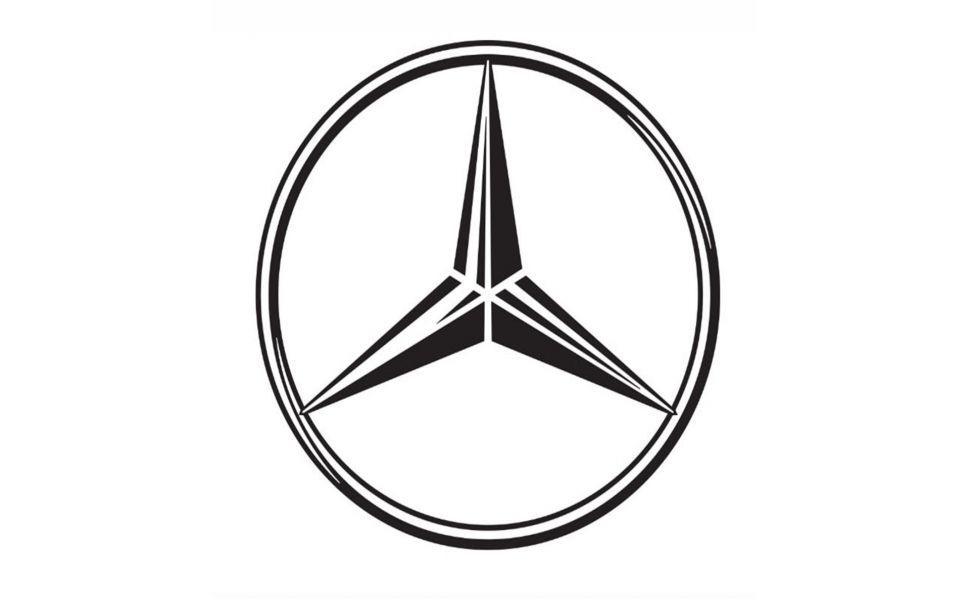 Malvorlage Mercedes Stern – tiffanylovesbooks.com