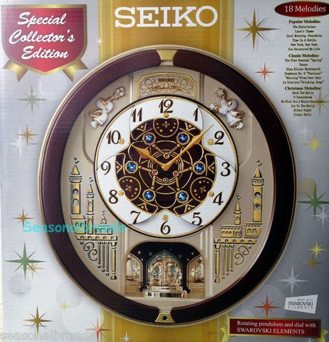 Saw this at Sam's Club. $99.99. NEW 2013 Special Collector Seiko ...