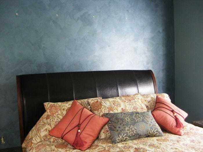 Ideen zum Schlafzimmer streichen \u2013 Tolle Techniken  Bilder - ideen fr schlafzimmer streichen