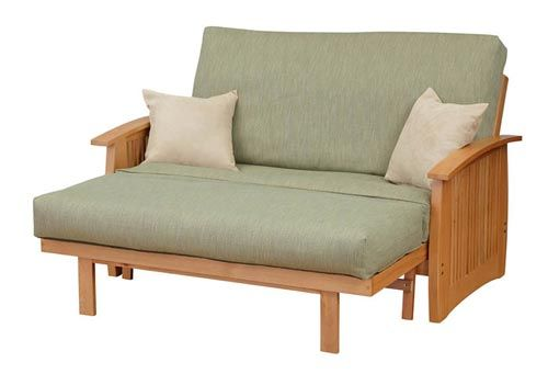 Loveseat Futon For Beckoning The Room And Get More Beauty Sleeper