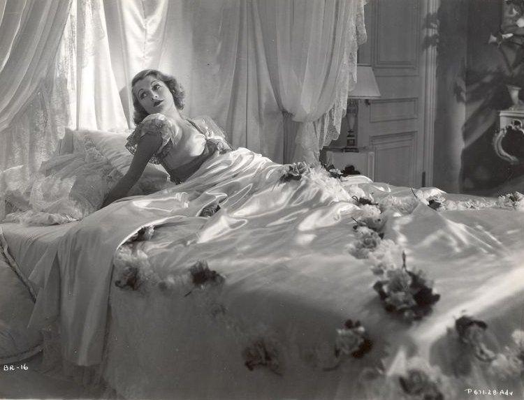 1933 - Bed of Roses, Constance Bennett.