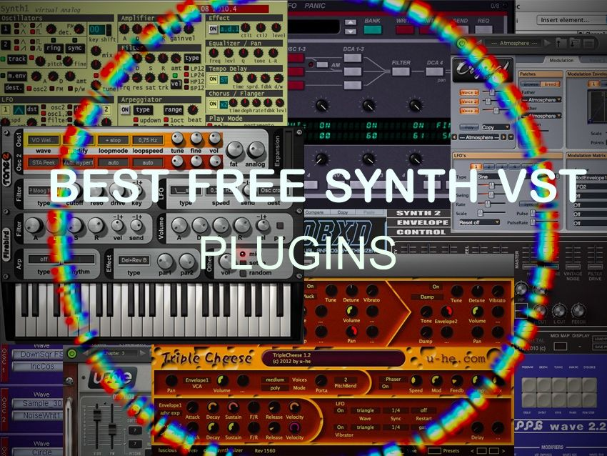 Still looking for the best free synth VST plugins to hone