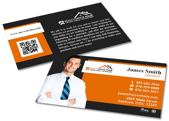 Image result for real estate agent business cards
