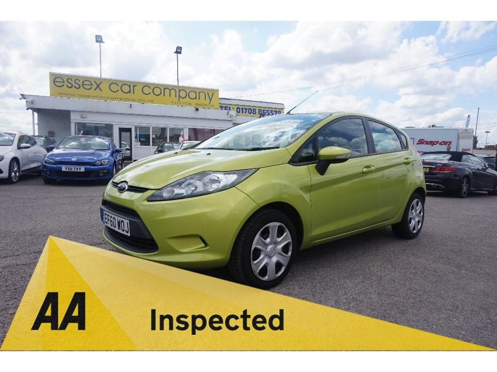 FORD FIESTA Hatchback 1.25 Edge 5dr used ford fiesta