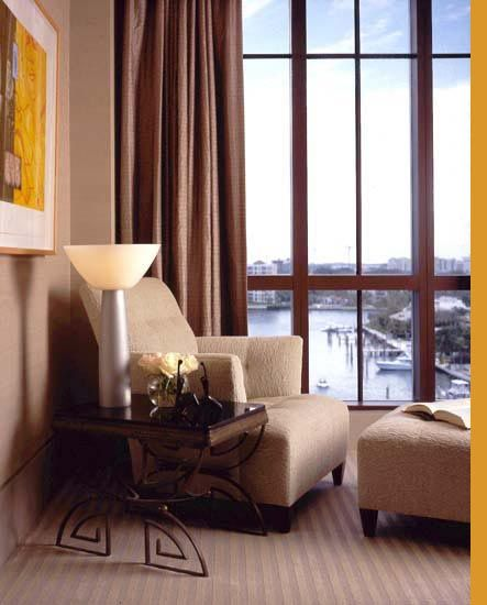Warm Contemporary design, with dramatic art deco influences, antique ...