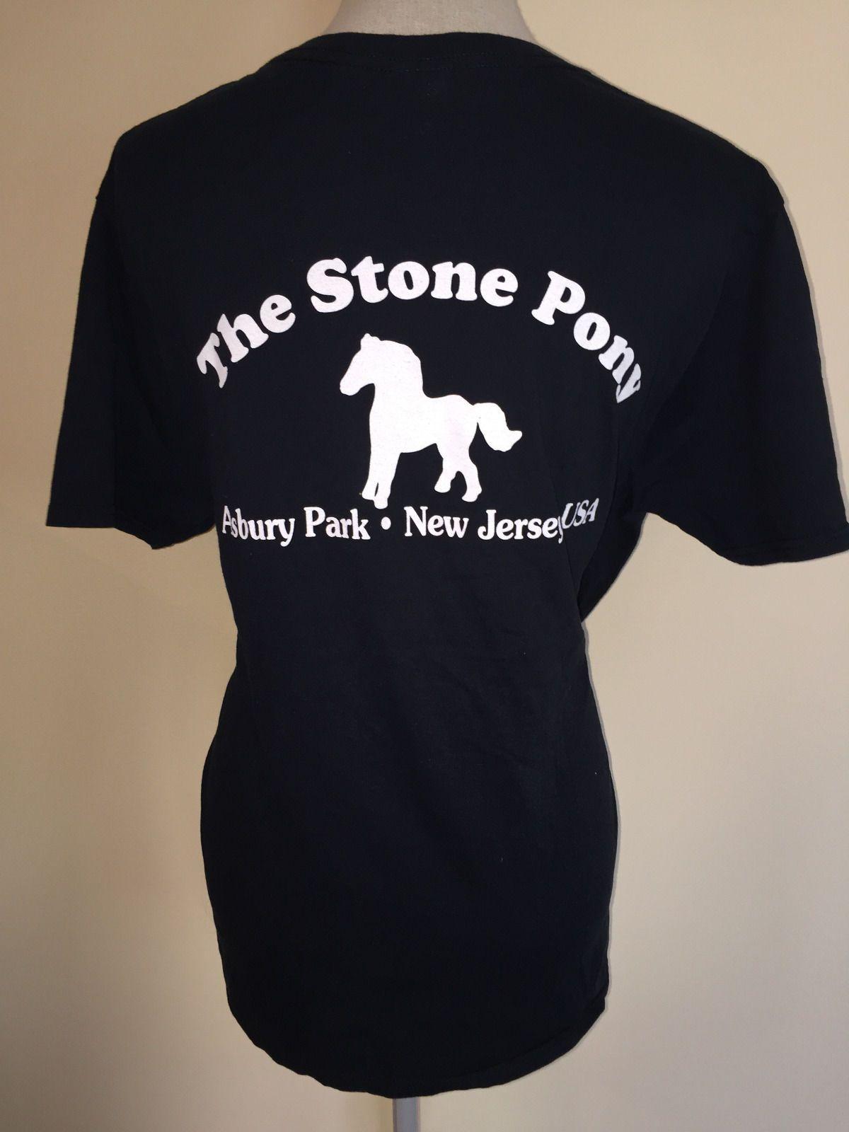 0bd5439c8021 *SOLD* Vintage 90s The Stone Pony Bar T-Shirt Concert Venue Asbury Park NJ  USA | #stonepony #newjersey #nj #asberypark
