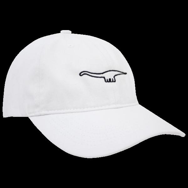 6f1ea7bce2d Diplodocus Dad Hat (White)