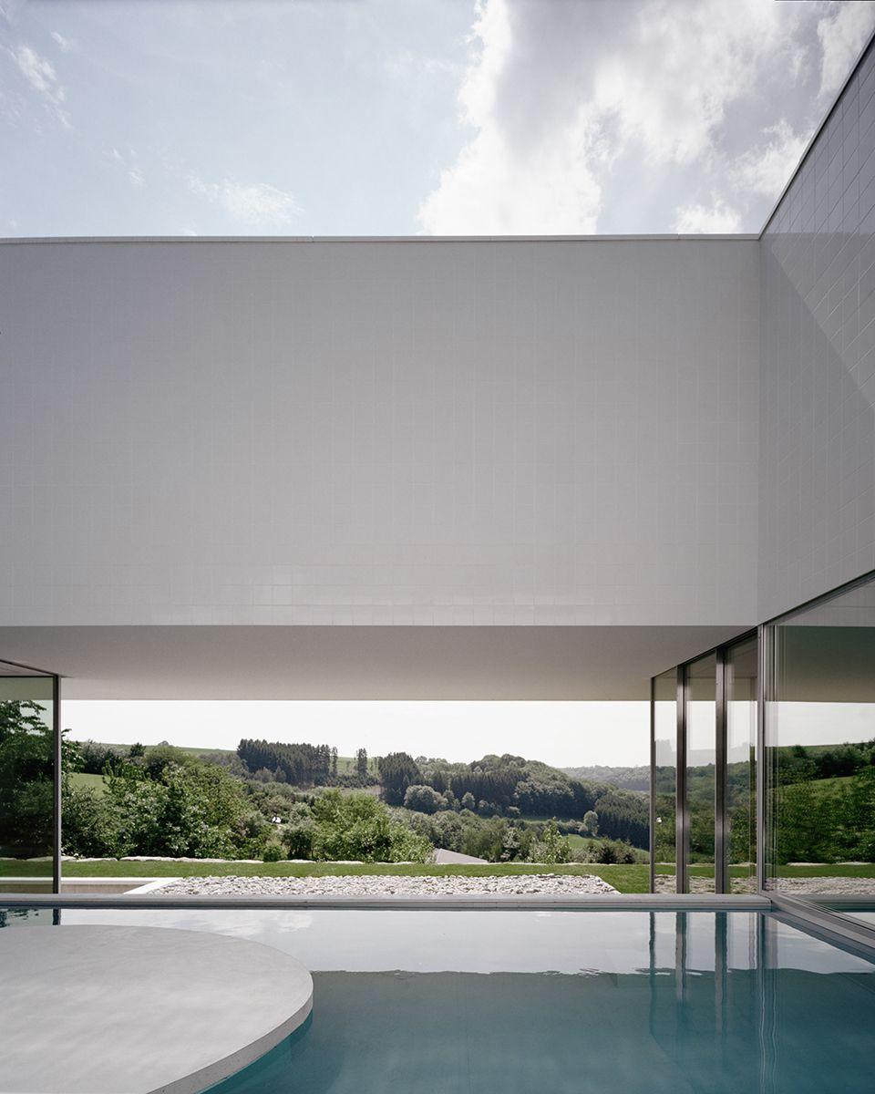 kaestle & ocker Architects - Haus mit Atelier - Germany ...