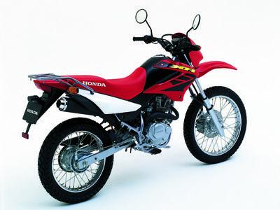 Honda Xr 125 L Motorcycles Honda Bike Honda Cbr600rr