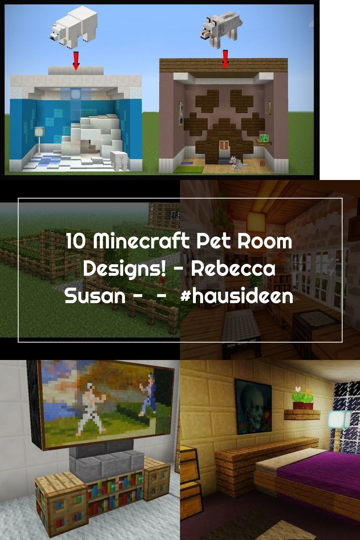 Minecraft Pet Bed : minecraft, Kayla, Beard, (pfowler170), Profile, Pinterest