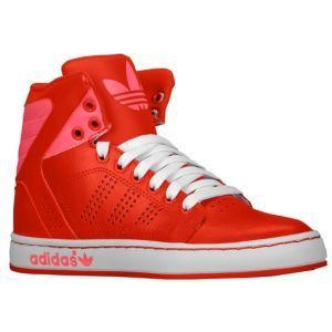 adidas Originals Adi High EXT - Boys Grade School - Vivid Red/Vivid Pink/