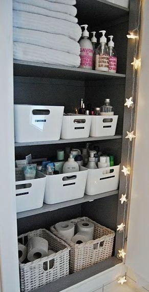 Squared Away The Bathroom Get Your Bathroom Into Shape By Organization And Creating More Storage Badezimmer Diy Badezimmer Dekor Billige Wohnkultur