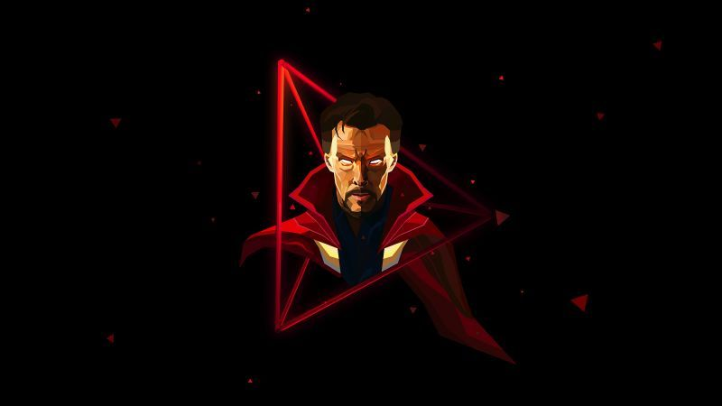 Doctor Strange Dr Stephen Strange Marvel Comics Artwork