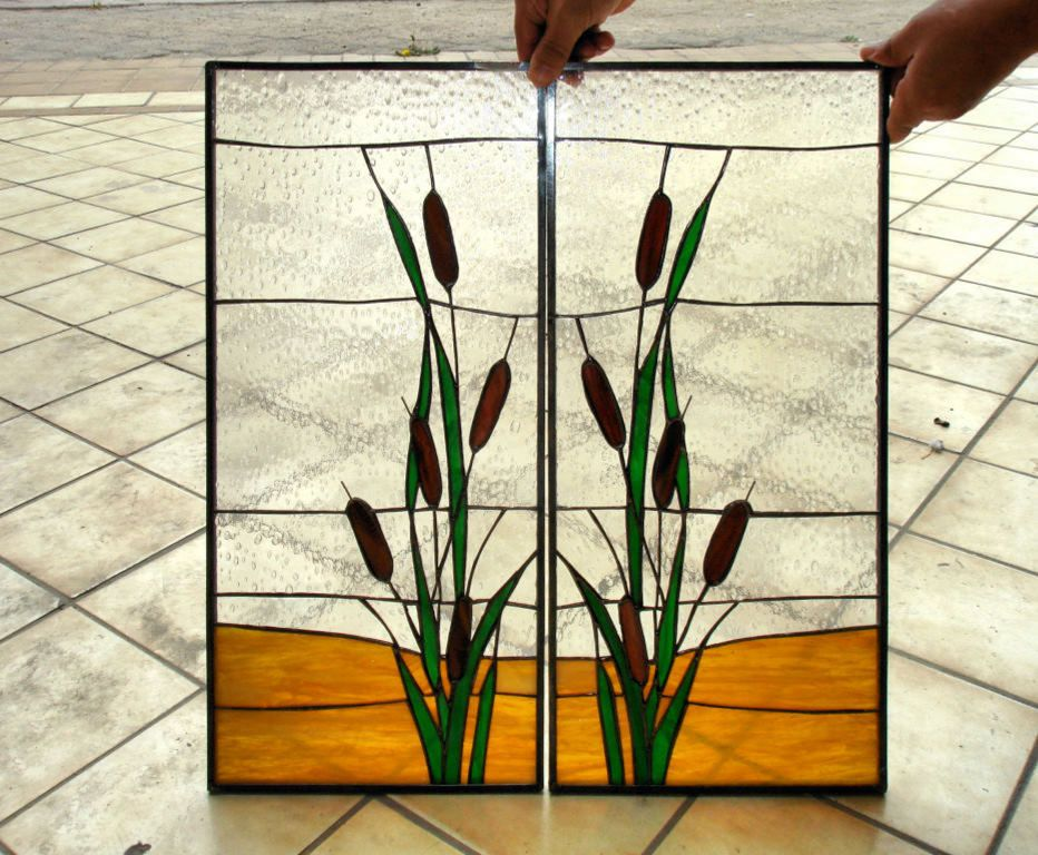Stained Glass Kitchen Cabinet Doors Cabinetglass Com Inserts And Panels