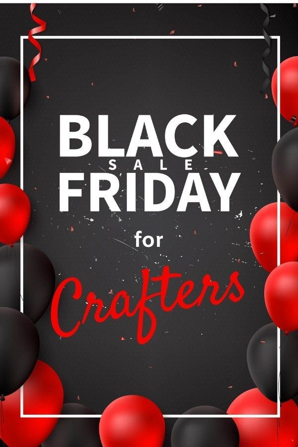 Black Friday Deals For Crafters Black Friday Deals for Crafters Wood Crafts cheap craft supplies