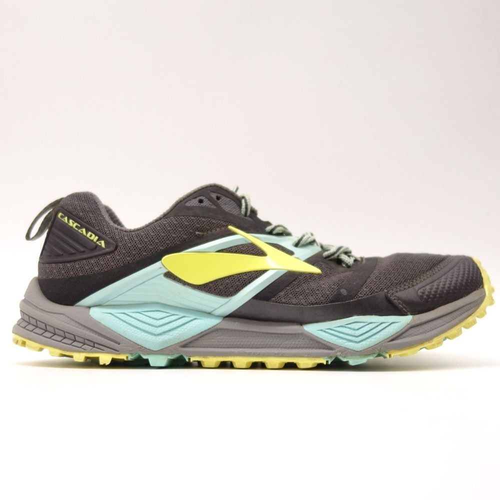 dbe1e5e43c1 Womens Brooks Cascadia 12 Trail Running Athletic Shoes Size 9  Brooks   RunningShoes