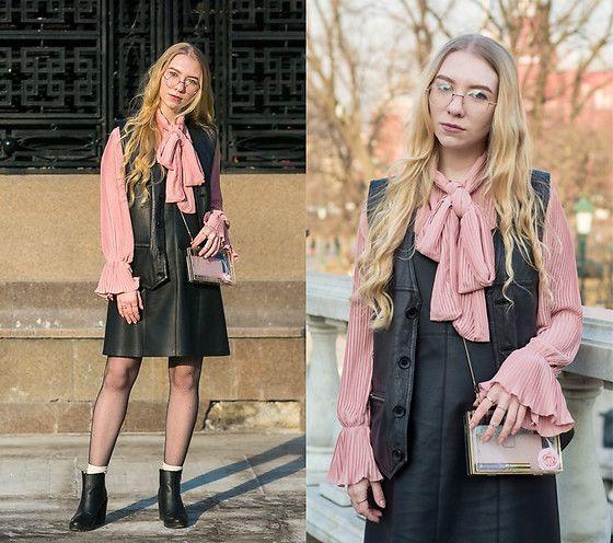 More looks by Lena: http://lb.nu/kazakova #chic #elegant #romantic #zaful #zafuleaster #eastersale #minimal #details #girlish