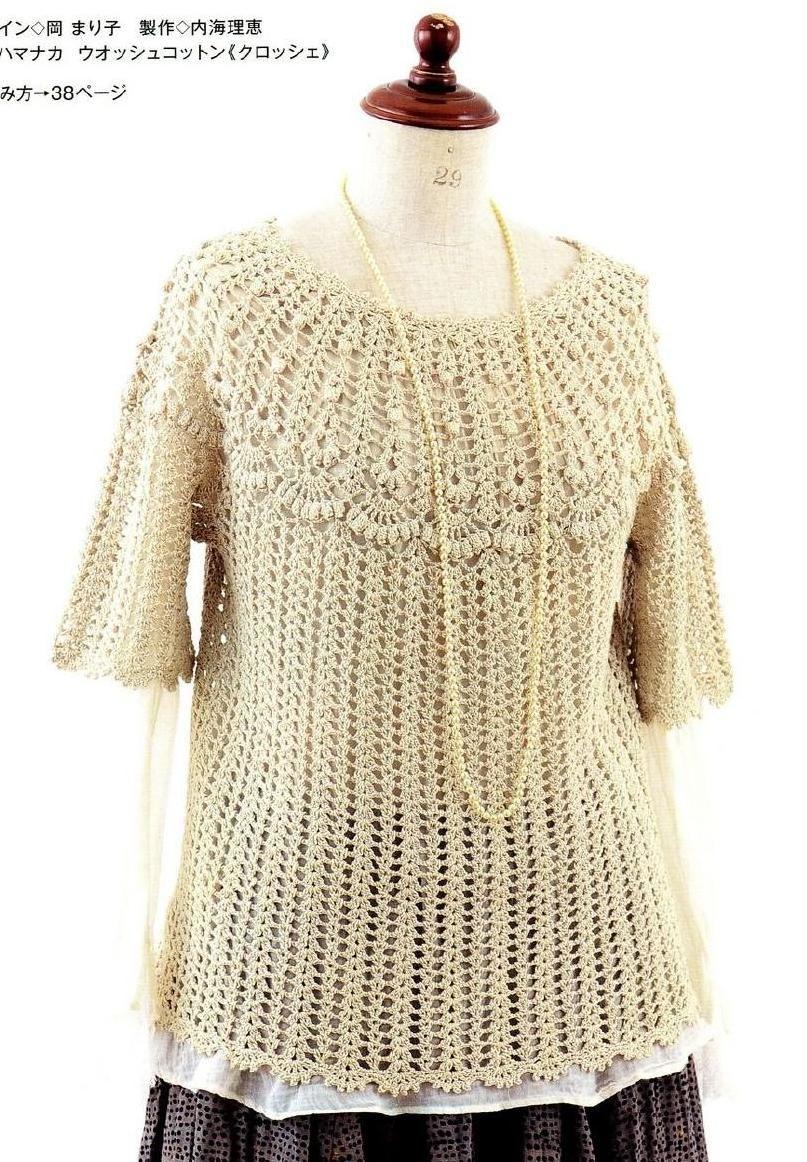 Top down crochet #ClippedOnIssuu from Crochet topdown crochet