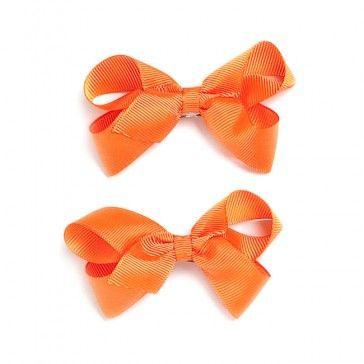 Par de mo os grandes de list n en ne n naranja happy - Como hacer color naranja ...