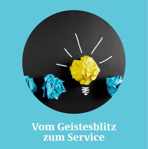 #Serviceideen - Vom Geistesblitz zum Service #servicepionier #comedyredner #arminnagel