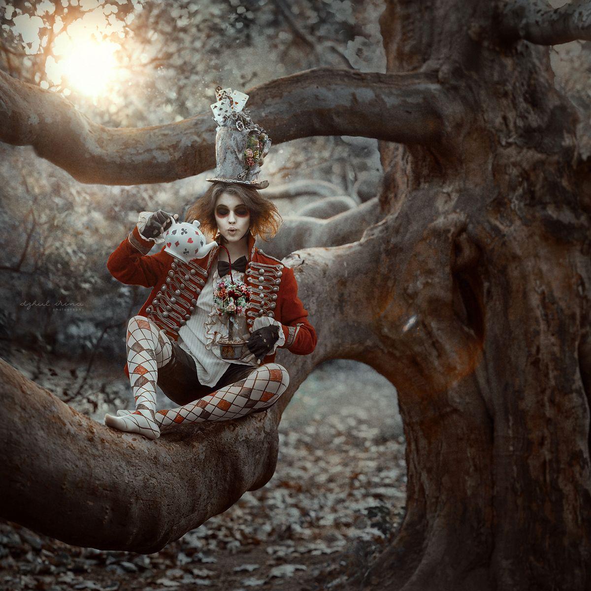 "35PHOTO - Ирина Джуль - ""Hope"" | Темный цирк, Алиса в ..."