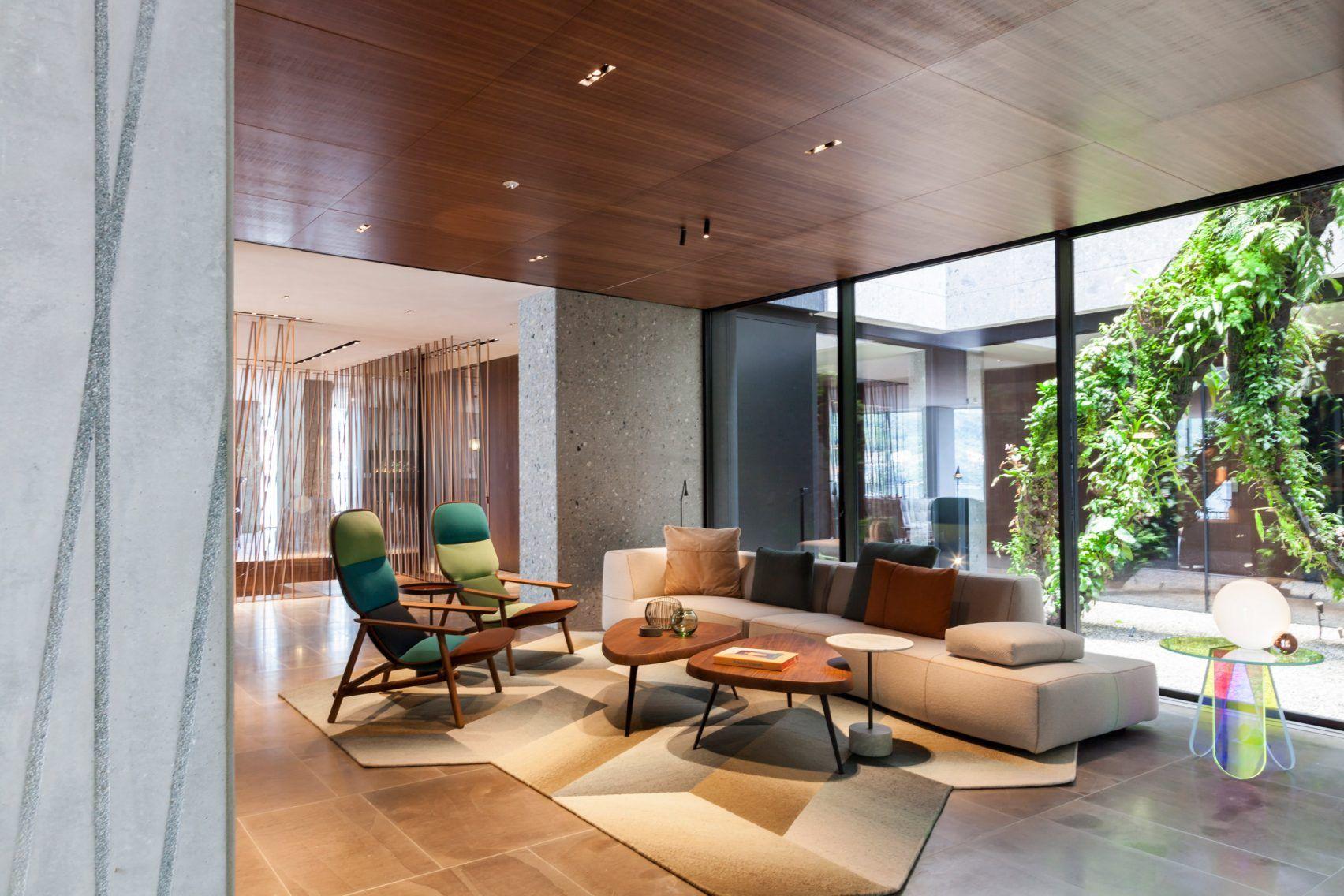 Patricia Urquiola designs Hotel Il Sereno on the shores of Lake o