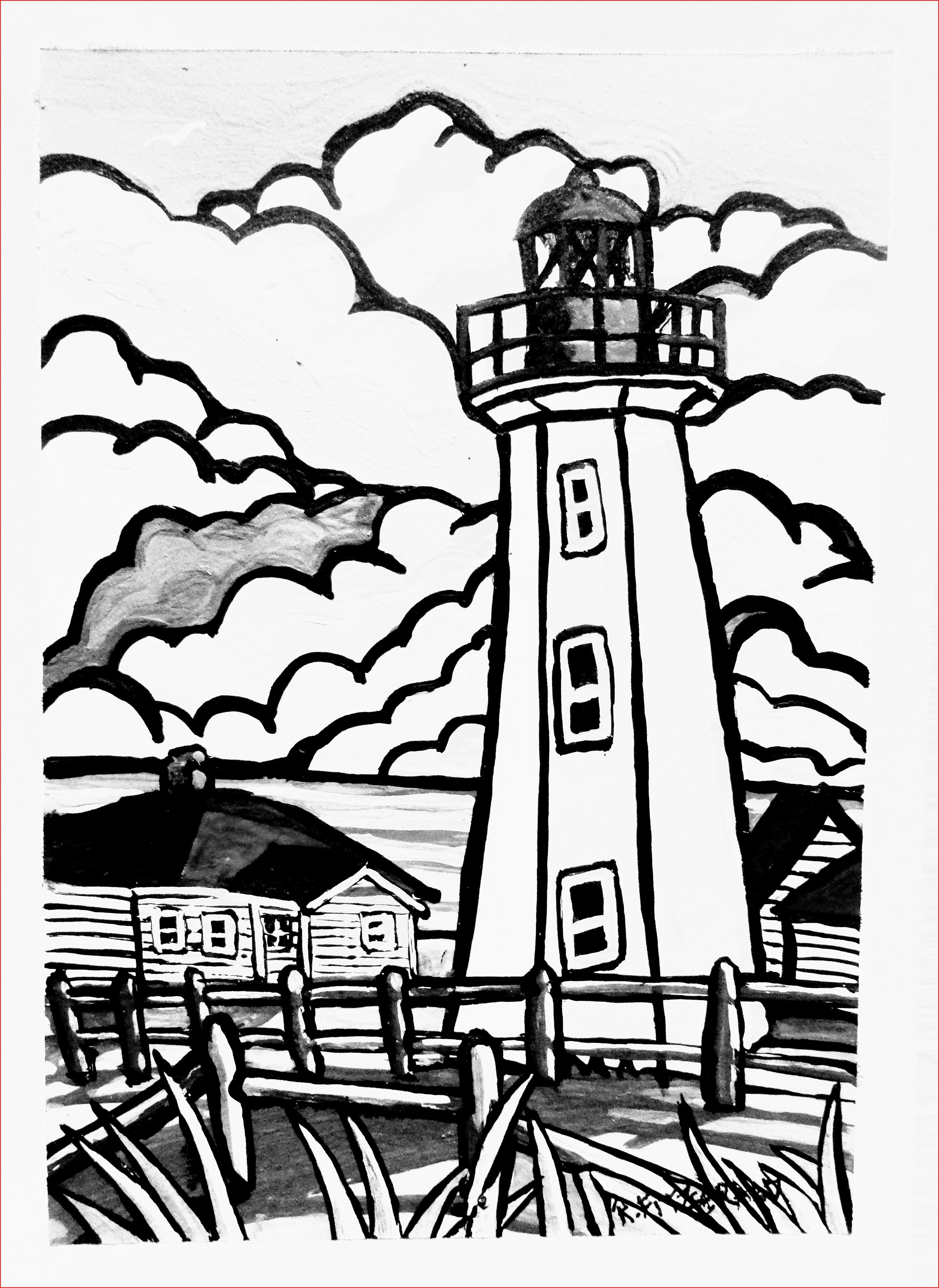 Tennessee Flag Coloring Page Unique Lighthouse Coloring Pages