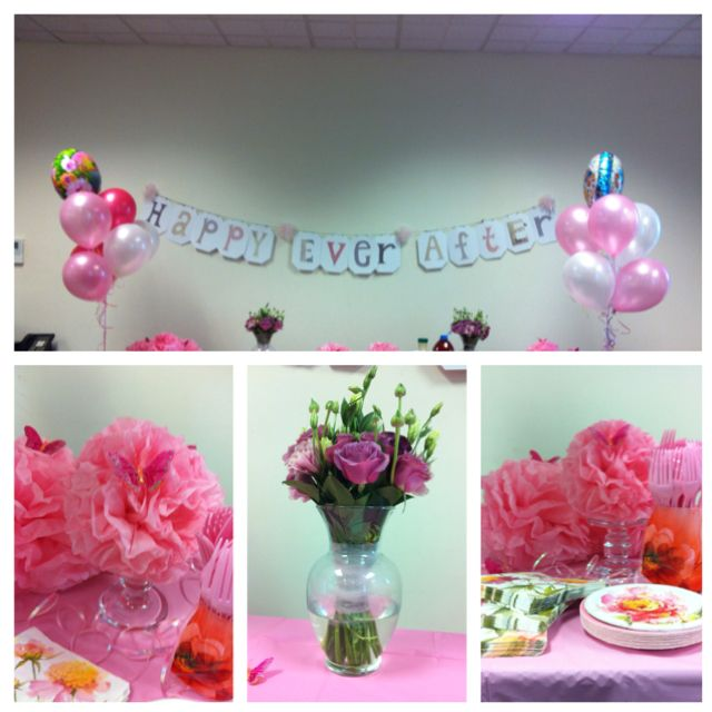 office retirement party