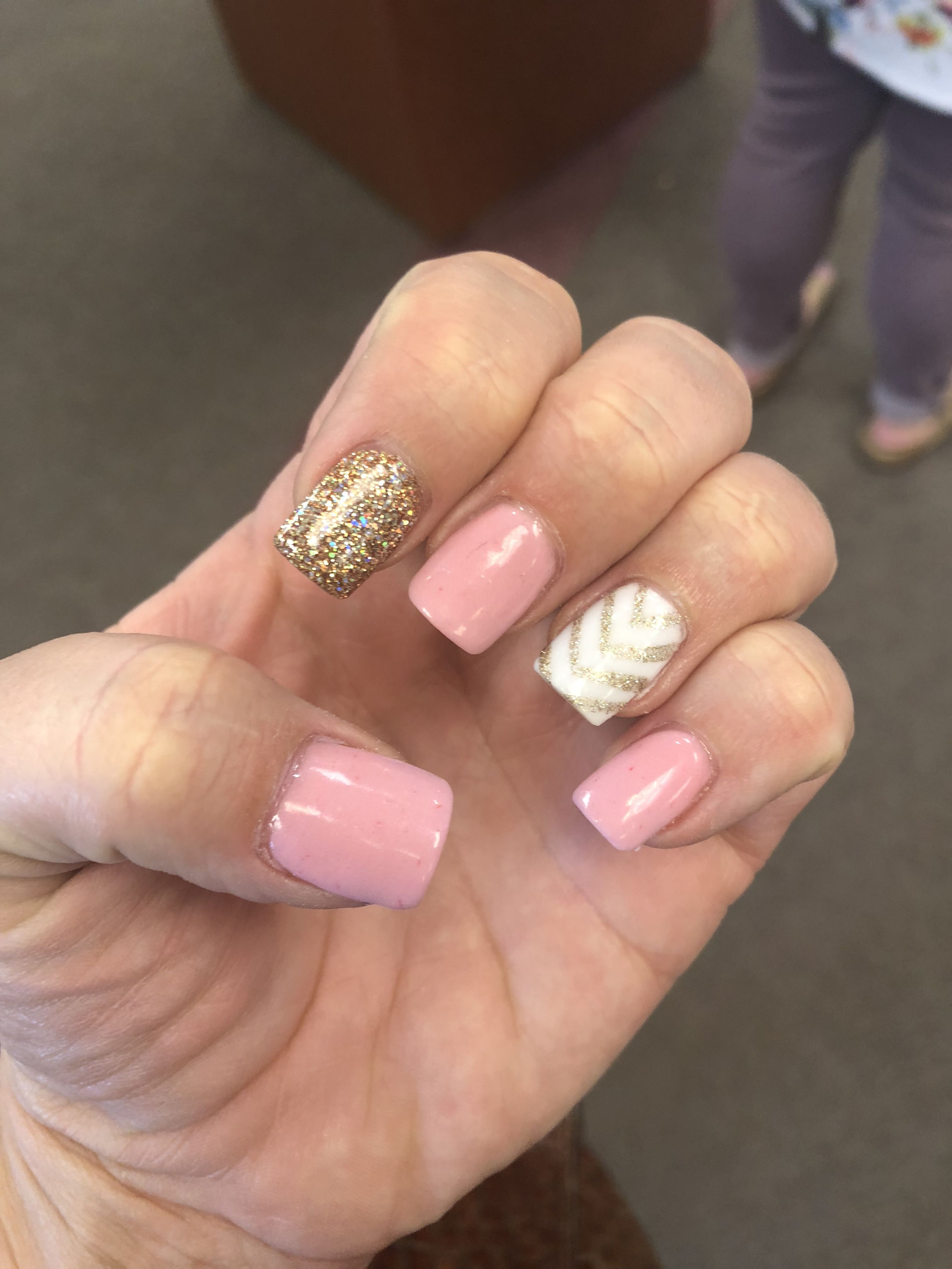 La Nails In Guymon Ok Are The Best Nails Pink Nails Seasonal Nails