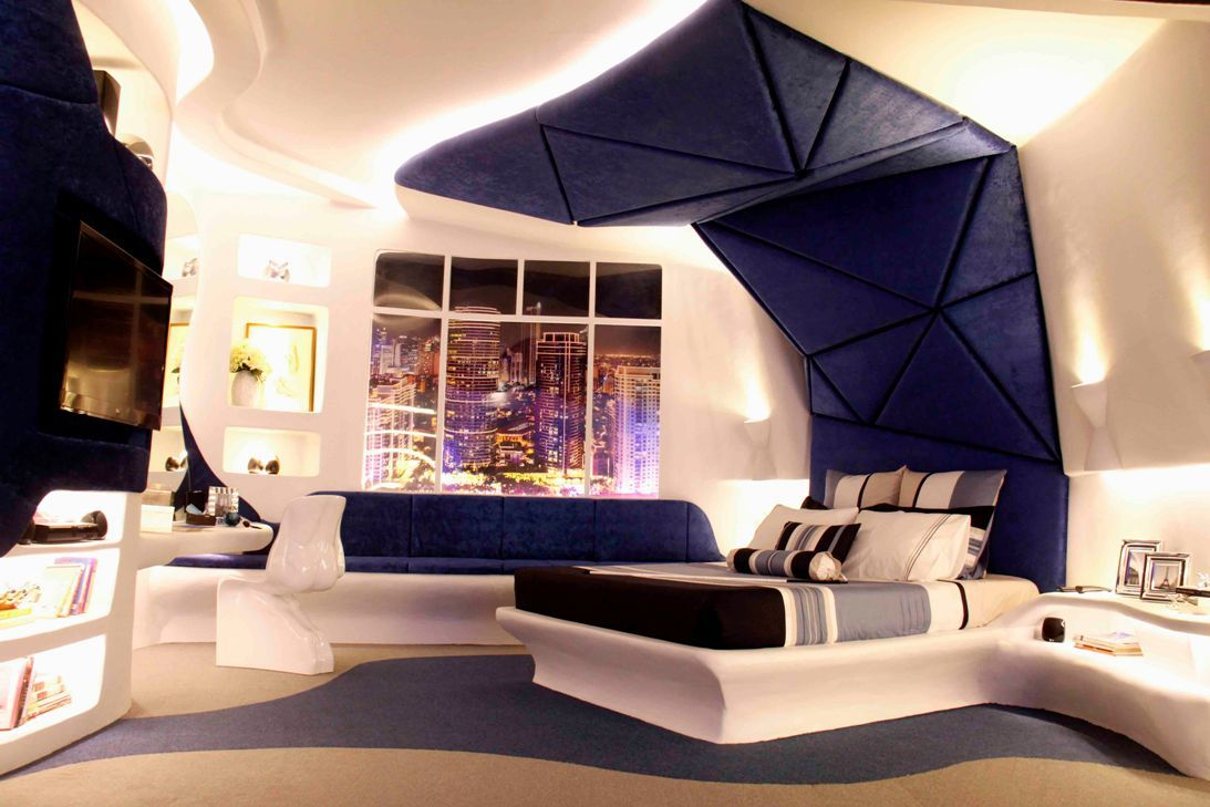 1000+ ideas about Futuristic Bedroom on Pinterest | Futuristic ... - ^