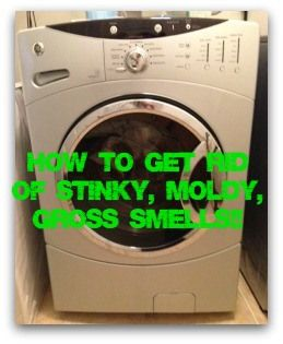 how to clean sears he washing machines
