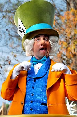 Mad Hatter | Disney pictures, Disney world characters ...