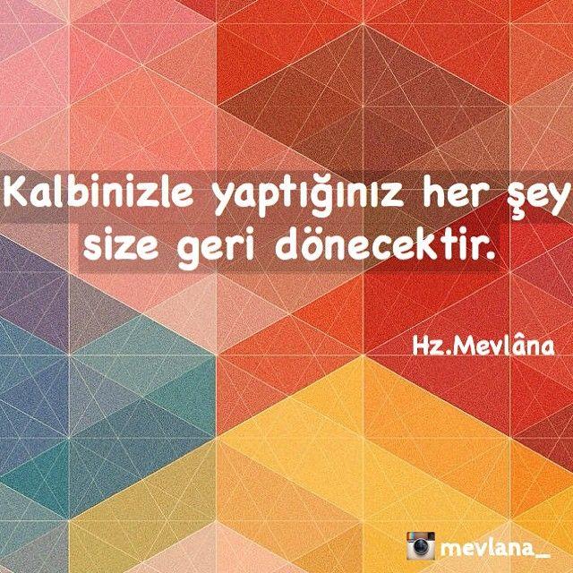 Mevlana Sozleri Mevlana Websta Rumi Turkish Quotes Words