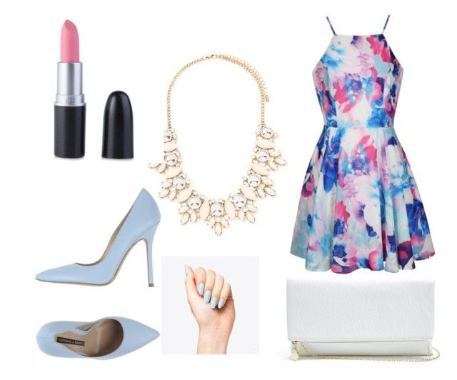 """""""Untitled #1"""" by fawn-zampier on Polyvore featuring Ally Fashion, Forever 21, GUESS and Norma J.Baker"""